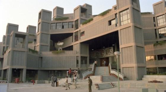 Il Centro nazionale della scienza di Delhi, in India.