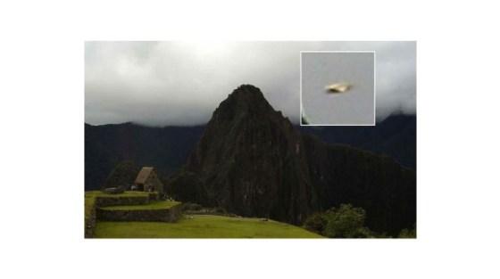 Ufo in Perù