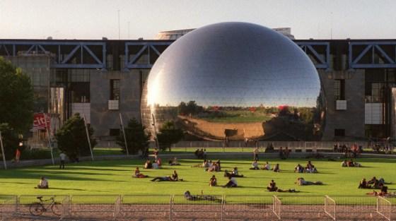 Città della scienza e dell'industria a Parigi