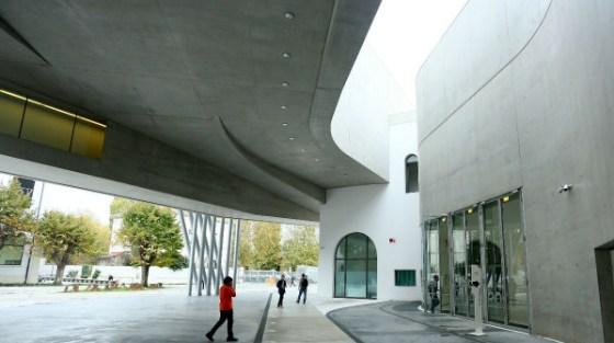 Maxxi Museo Nazionale delle Arti del XXI secolo a Roma