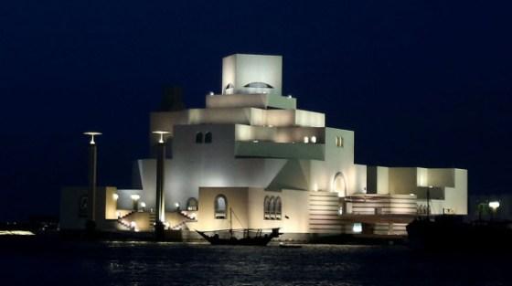 The Museum of Islamic Art a Doha, Qatar