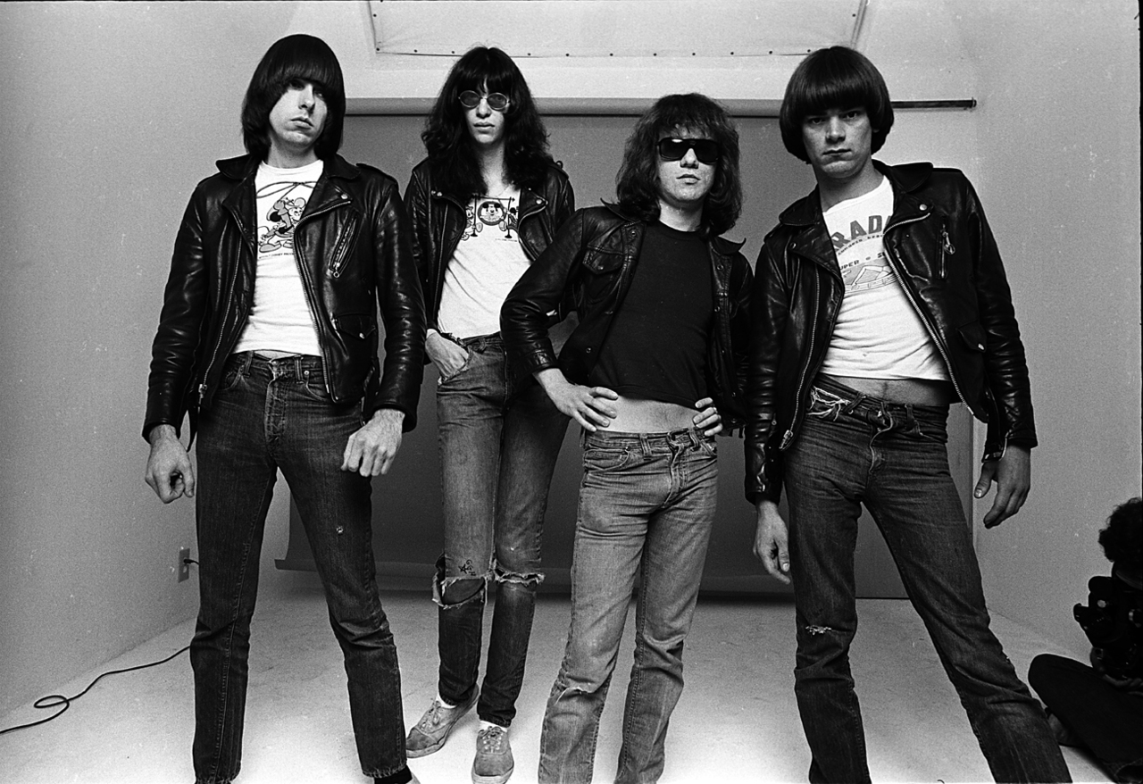 George Libro Scorsese Lavora A Un Documentario Sui Ramones - Wired