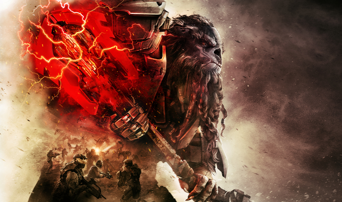 Halo Wallpaper Hd Halo Wars 2 La Prova Il Miglior Strategico In Tempo