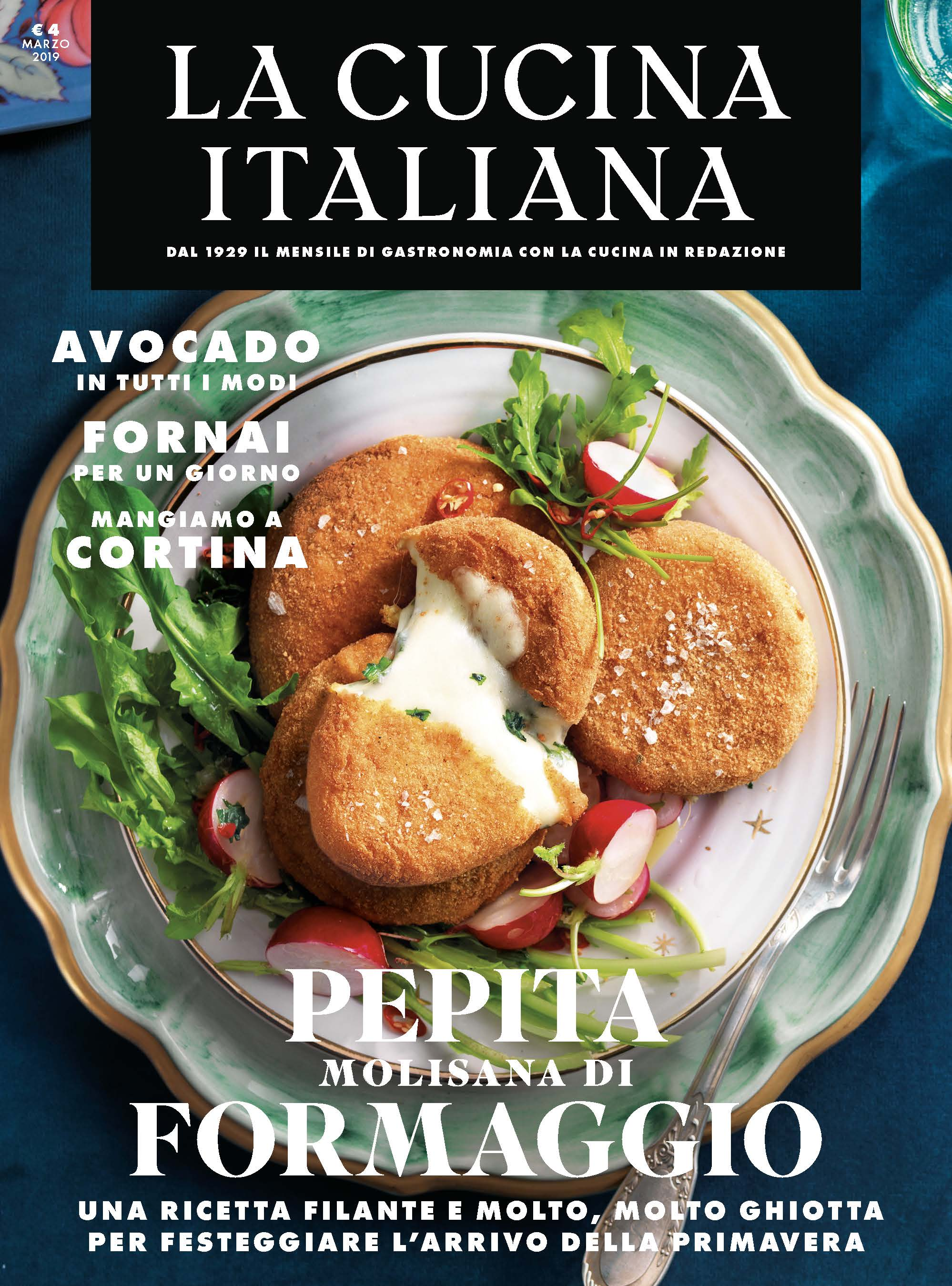The Magazine Of La Cucina Italiana La Cucina Italiana Arriva Su Amazon Alexa Wired