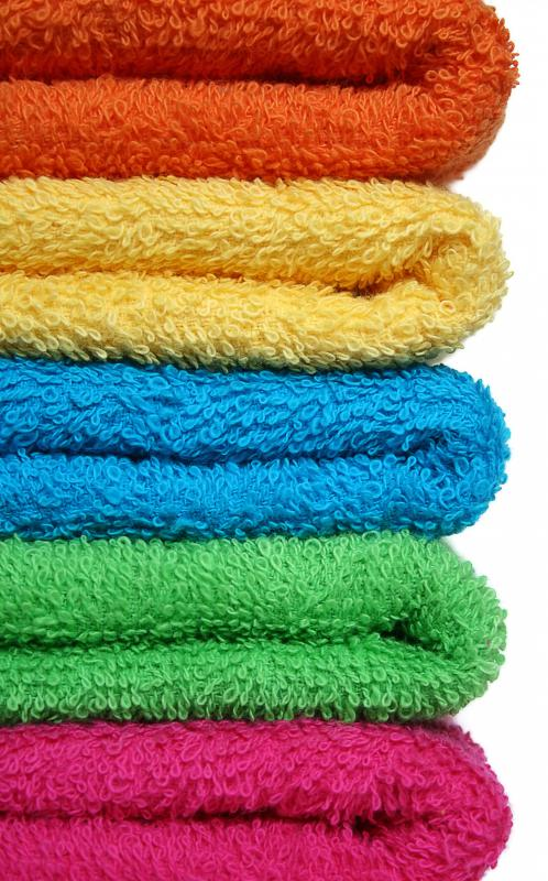 Vinegar In Washing Machine How Can I Make My Old Towels Soft And Fluffy Again?