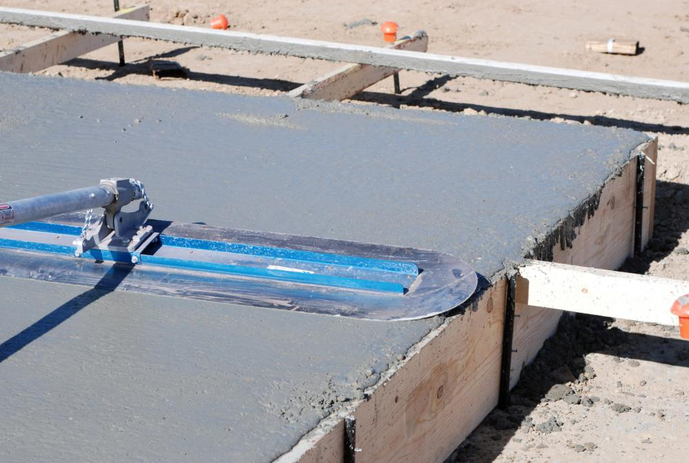 In Construction, What Is A Concrete Slab? (With Pictures)