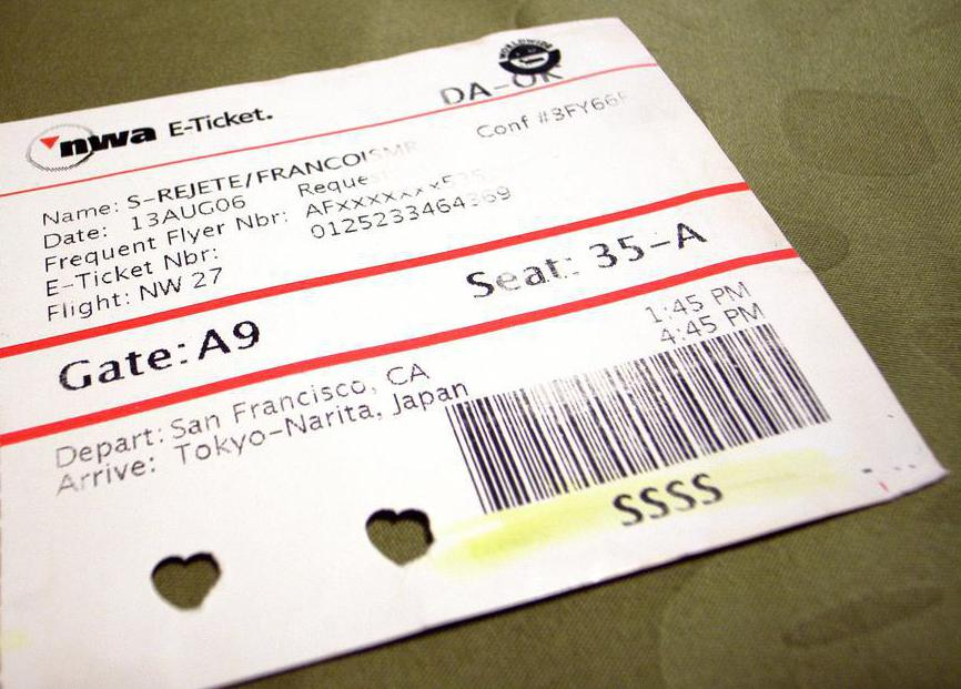 Do Airlines Still Use Paper Tickets? (with pictures) - printable ticket paper