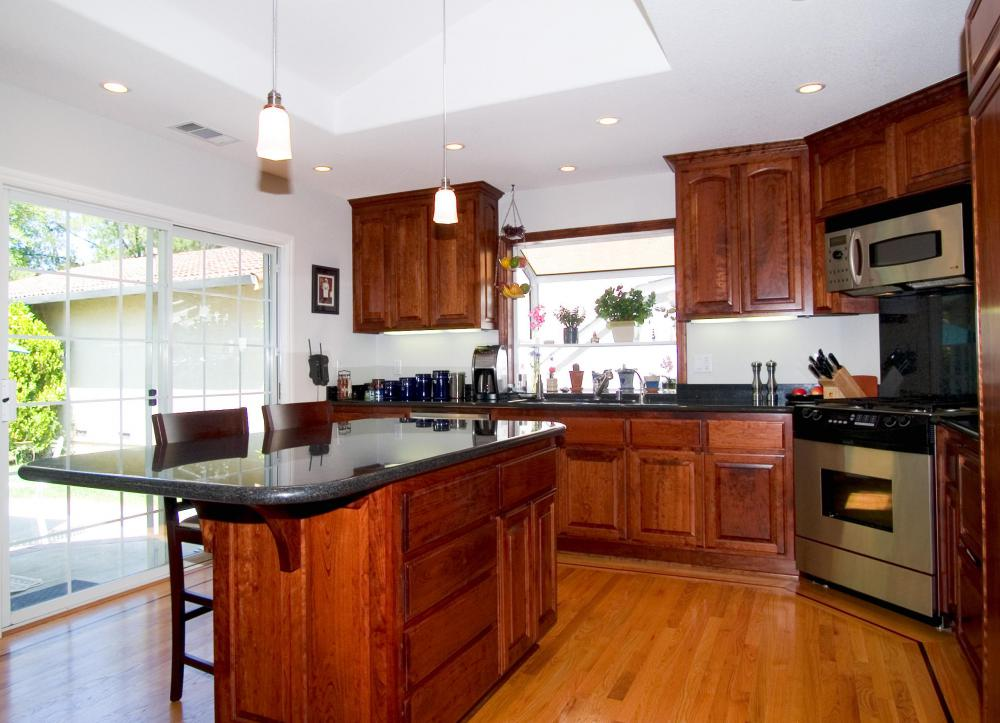 Photos Of Kitchen Islands What Is A Kitchen Island? (with Pictures)
