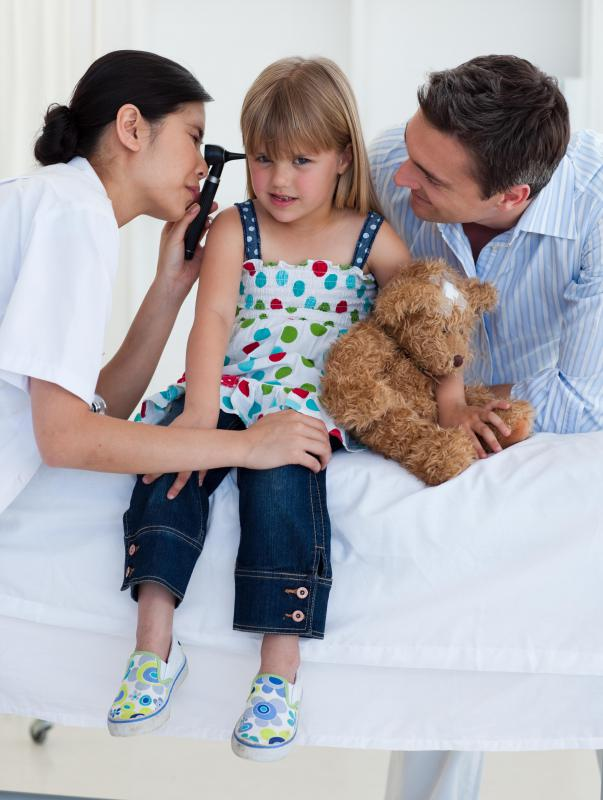 What is Pediatric Oncology? (with pictures) - pediatrician job description