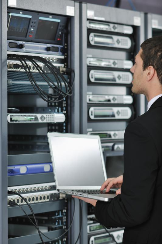 What Are the Duties of a Network Administrator? (with pictures)