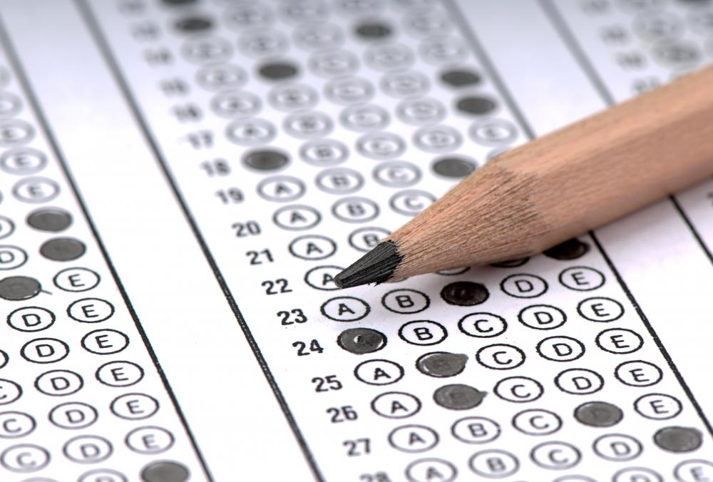 multiple choice tests