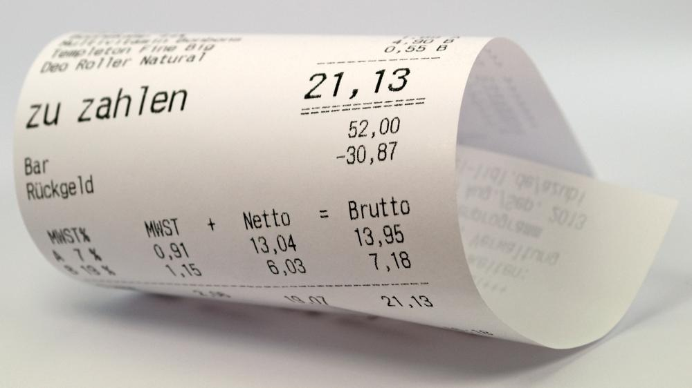 What Is a Money Receipt? (with pictures) - money receipts