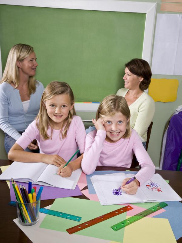 What does a Teaching Assistant do? (with pictures)