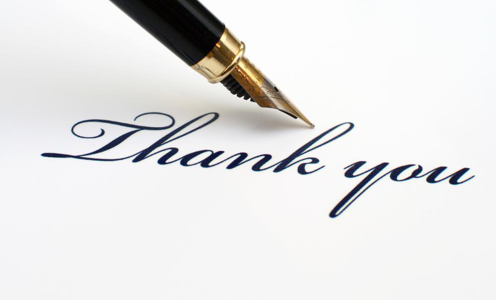Should I Send a Thank You Card After a Job Interview?