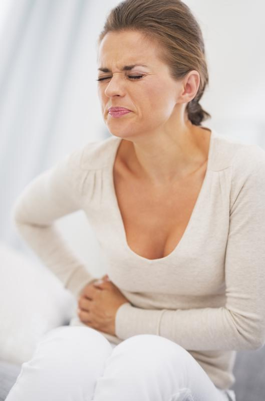 What Are the Causes of Persistent Stomach Pain? (with pictures)