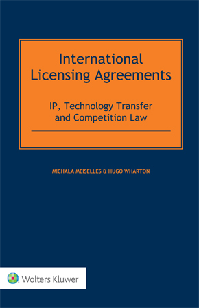 International Licensing Agreements IP, Technology Transfer and