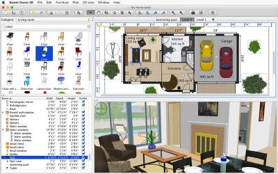 Free Home Design Software for Mac