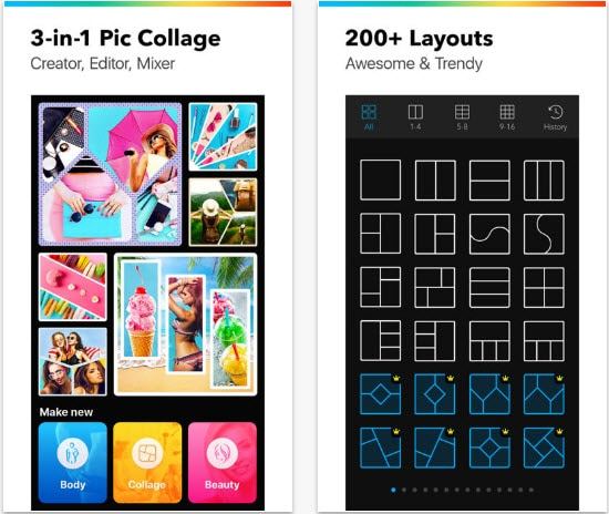 10 Best Photo Collage Apps for iPhone