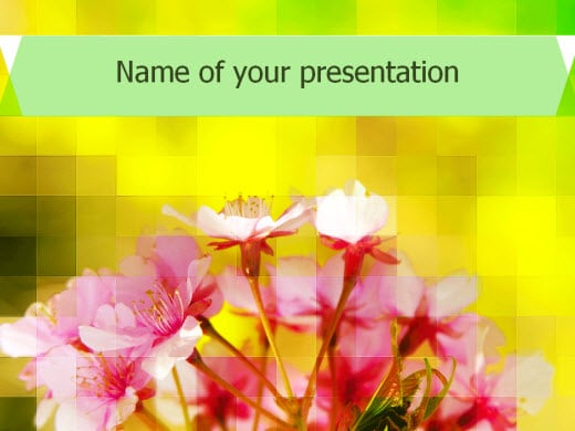 Free Nature PowerPoint Templates - Wondershare PPT2Flash - nature powerpoint