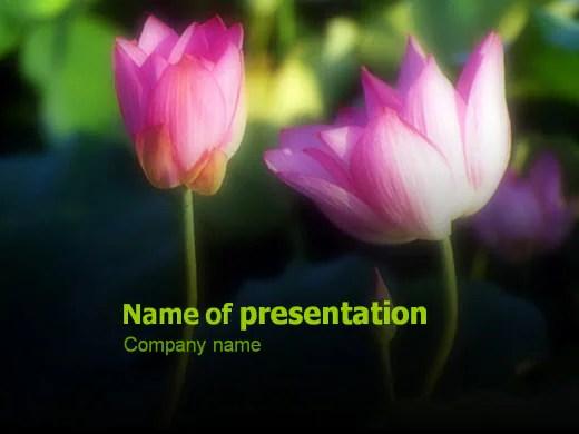 Free Nature PowerPoint Templates - Wondershare PPT2Flash