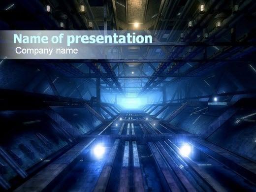 Free Technology PowerPoint Templates - Wondershare PPT2Flash