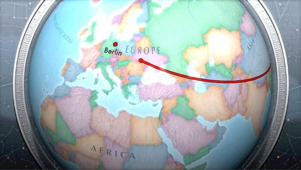 How to Create Animated Maps in iMovie 09/11 - animated maps