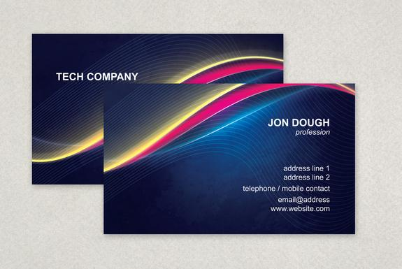 Sample Business Card Template Gallery - Business Cards Ideas