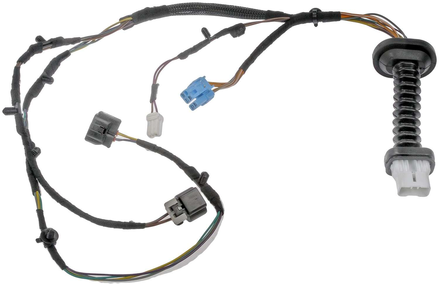 jeep door wiring harness connector