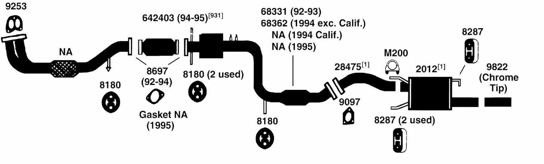 2005 Hyundai Elantra Exhaust Schematic - wiring diagrams image free