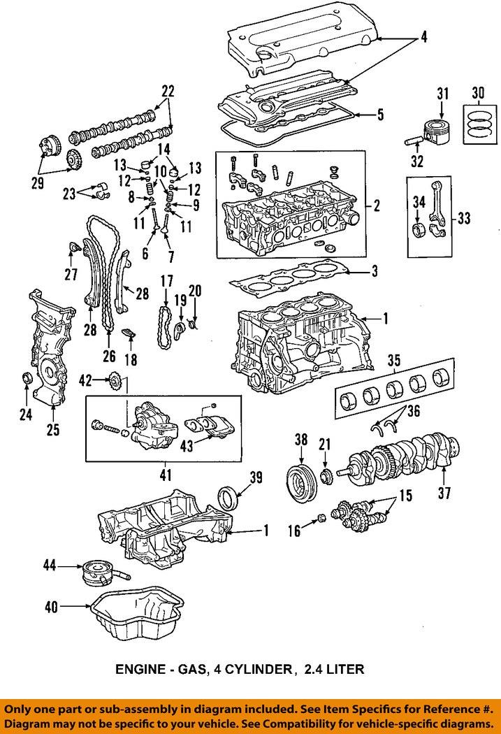 2004 Toyota Camry Engine Diagram Online Wiring Diagram