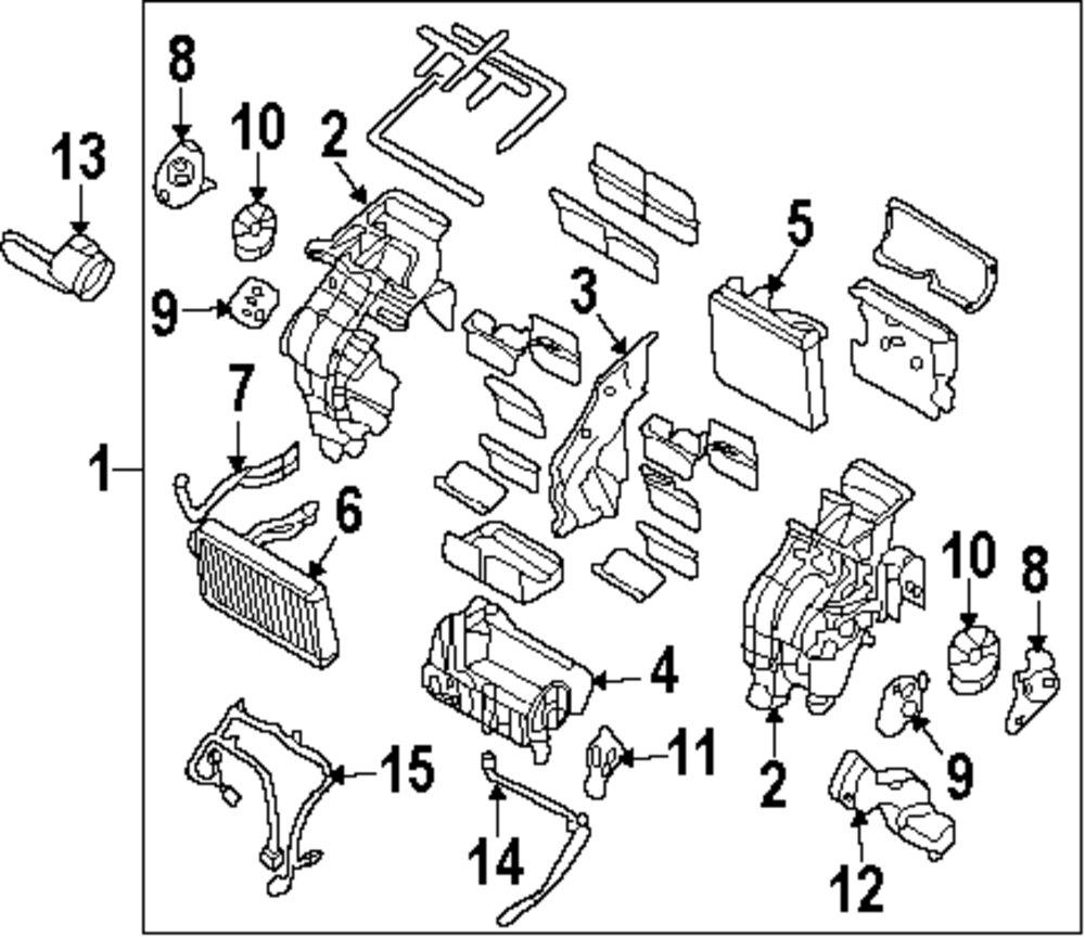 2004 kia amanti vacuum diagram