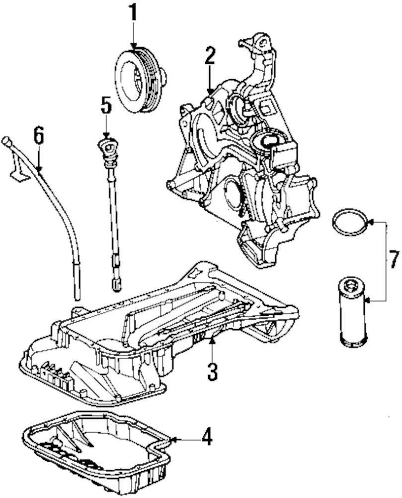 mercedes clk430 engine diagram