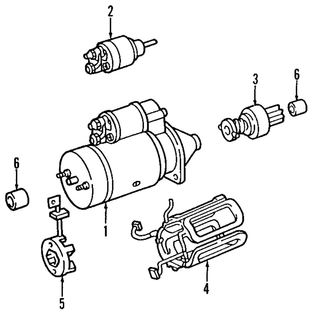 mitsubishi fuso engine diagram