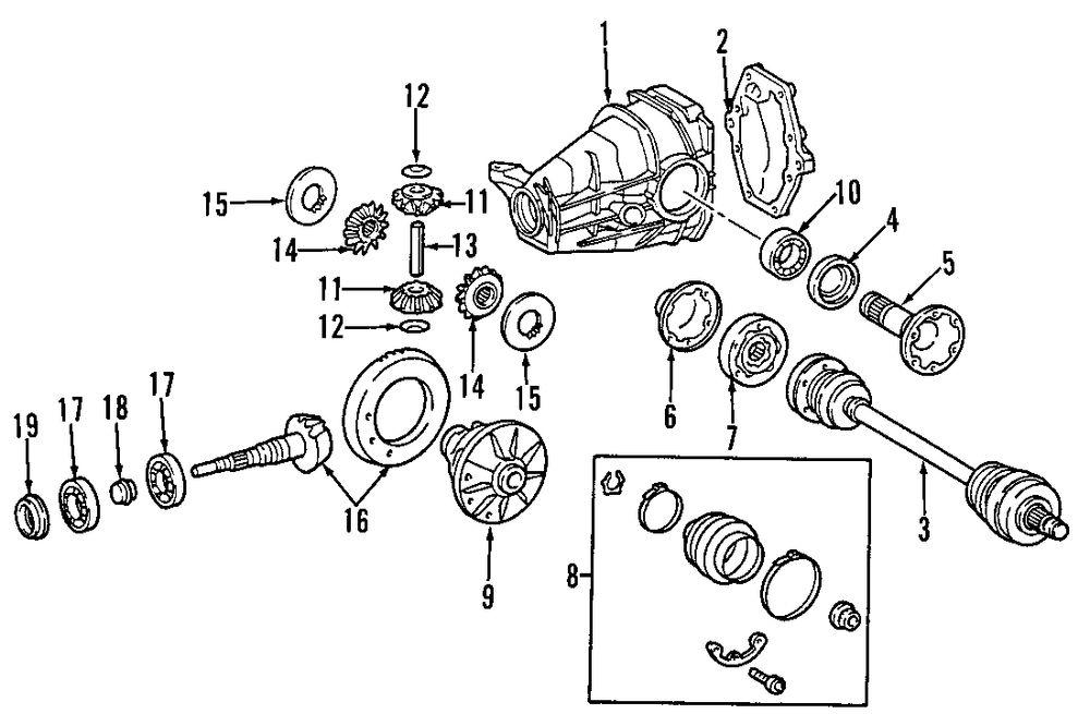 cadillac deville firing order on 472 cadillac engine belt diagram