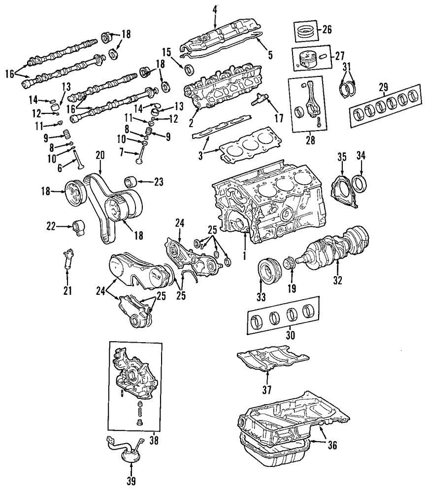 2005 lexus rx330 parts