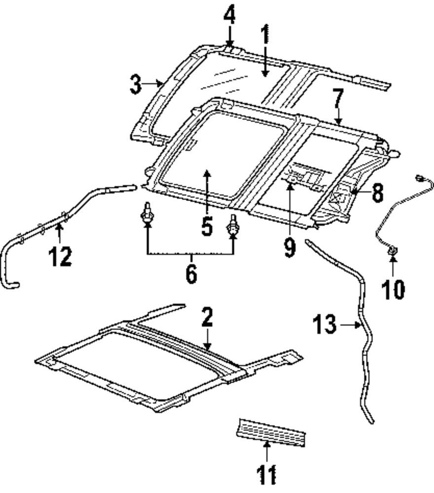 infiniti g35 Motor diagram details