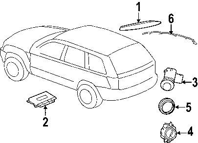 jeep cherokee hood release diagram wiring diagram