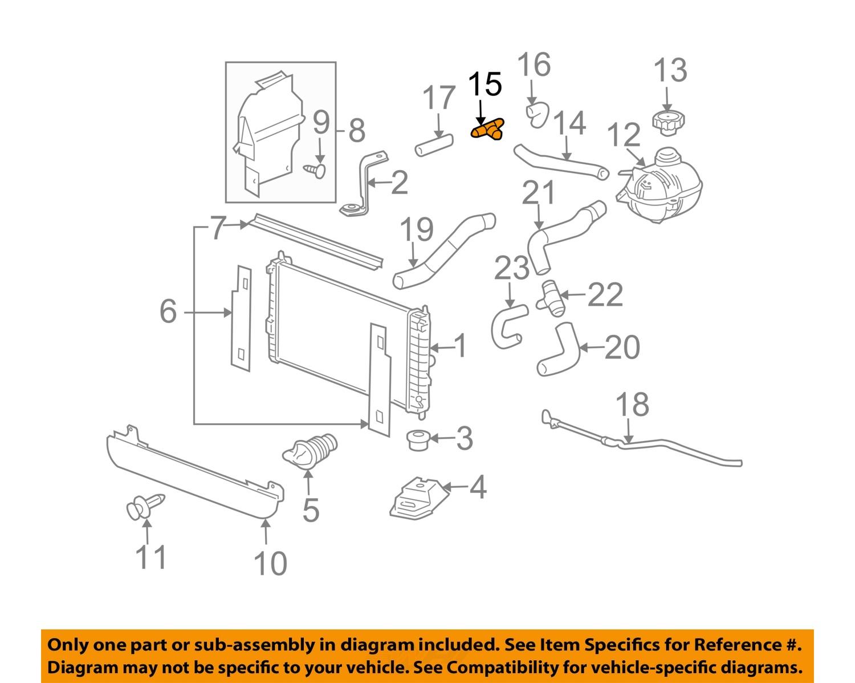 1999 Suburban Heater Hose Diagram
