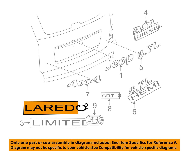 2006 jeep commander lift gate wiring diagram