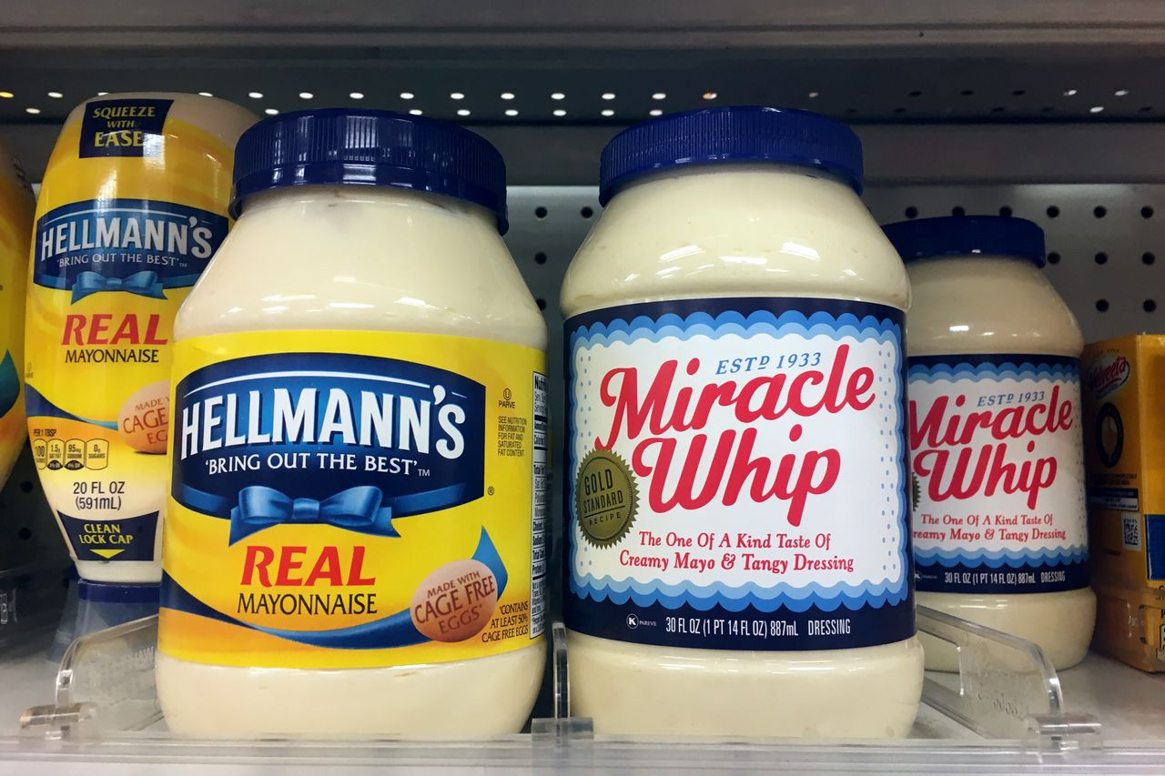 Kraft Heinz Prepares to Take On Hellmann\u0027s With a New Mayonnaise and