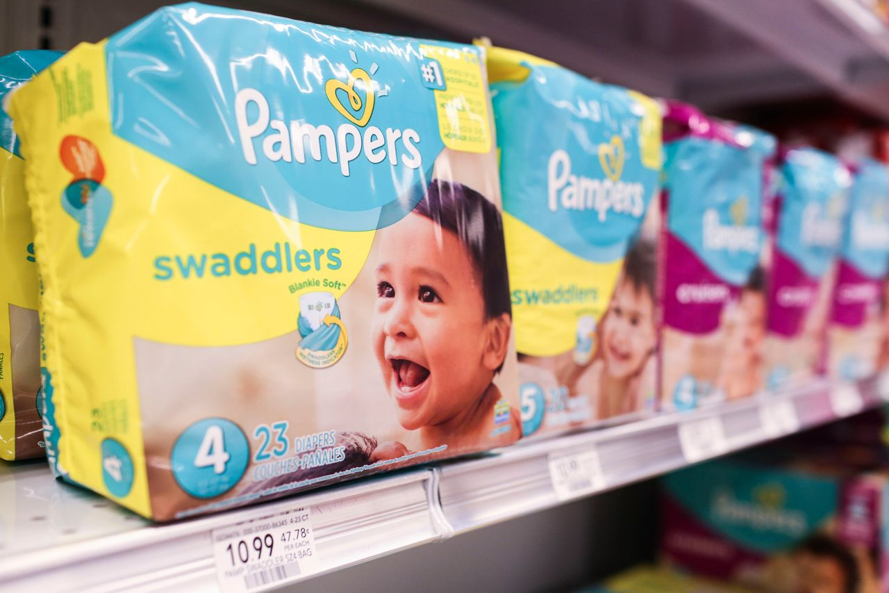 Procter  Gamble, in a Strategy Shift, Moves to Raise Prices - WSJ