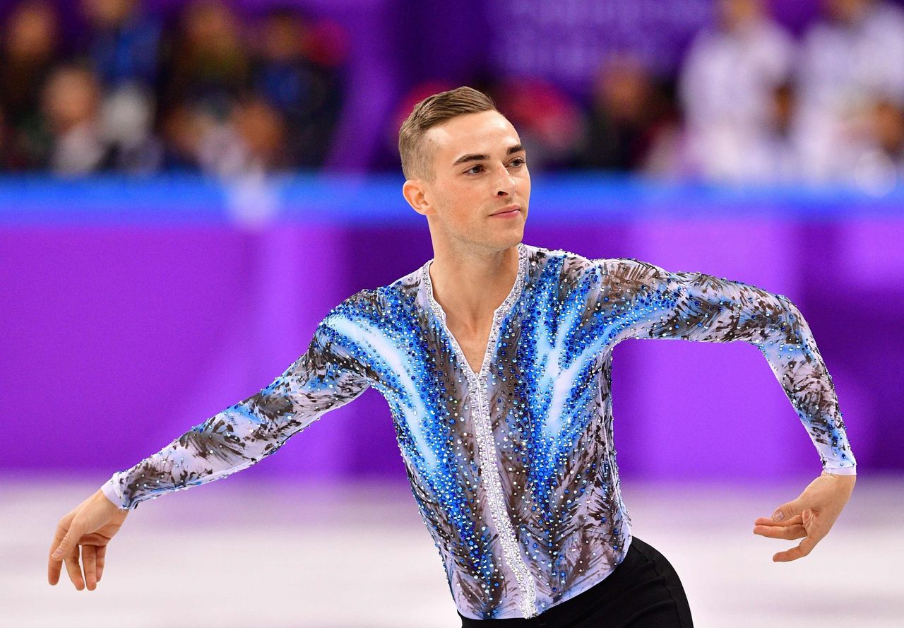Adam Rippon Is a Complicated, Outspoken, Unlikely Olympian He\u0027s - jason rippon