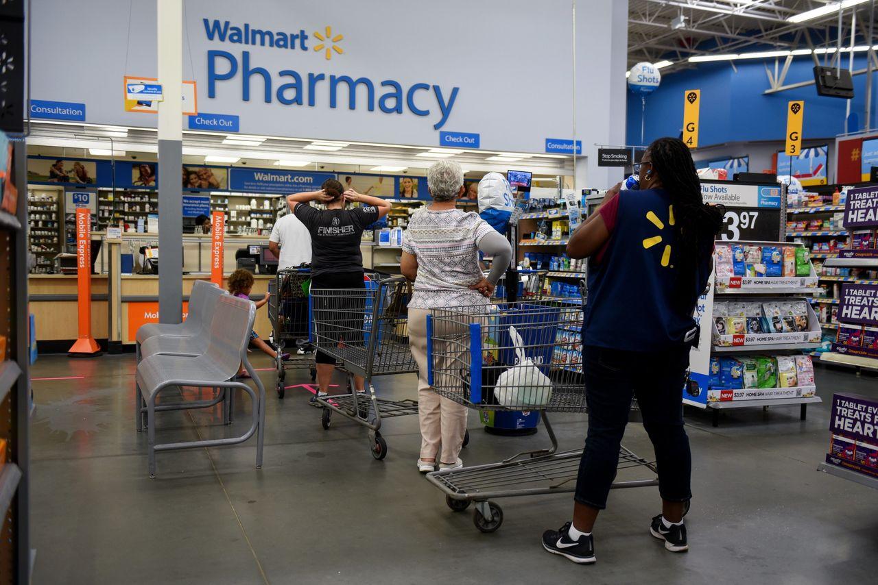 Walmart Could Leave CVS Caremark Pharmacy Networks Amid Dispute - WSJ