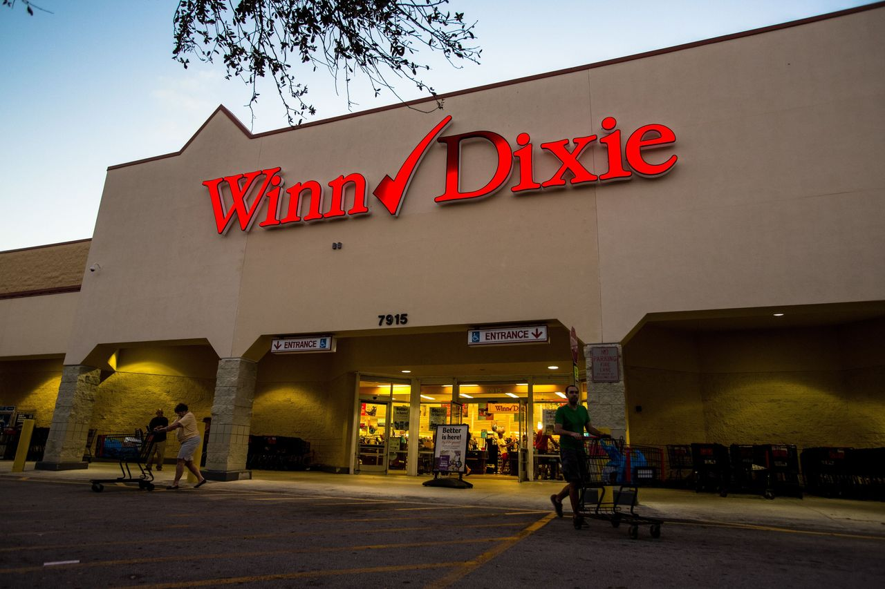 Winn-Dixie and Bi-Lo Owner Files for Bankruptcy - WSJ
