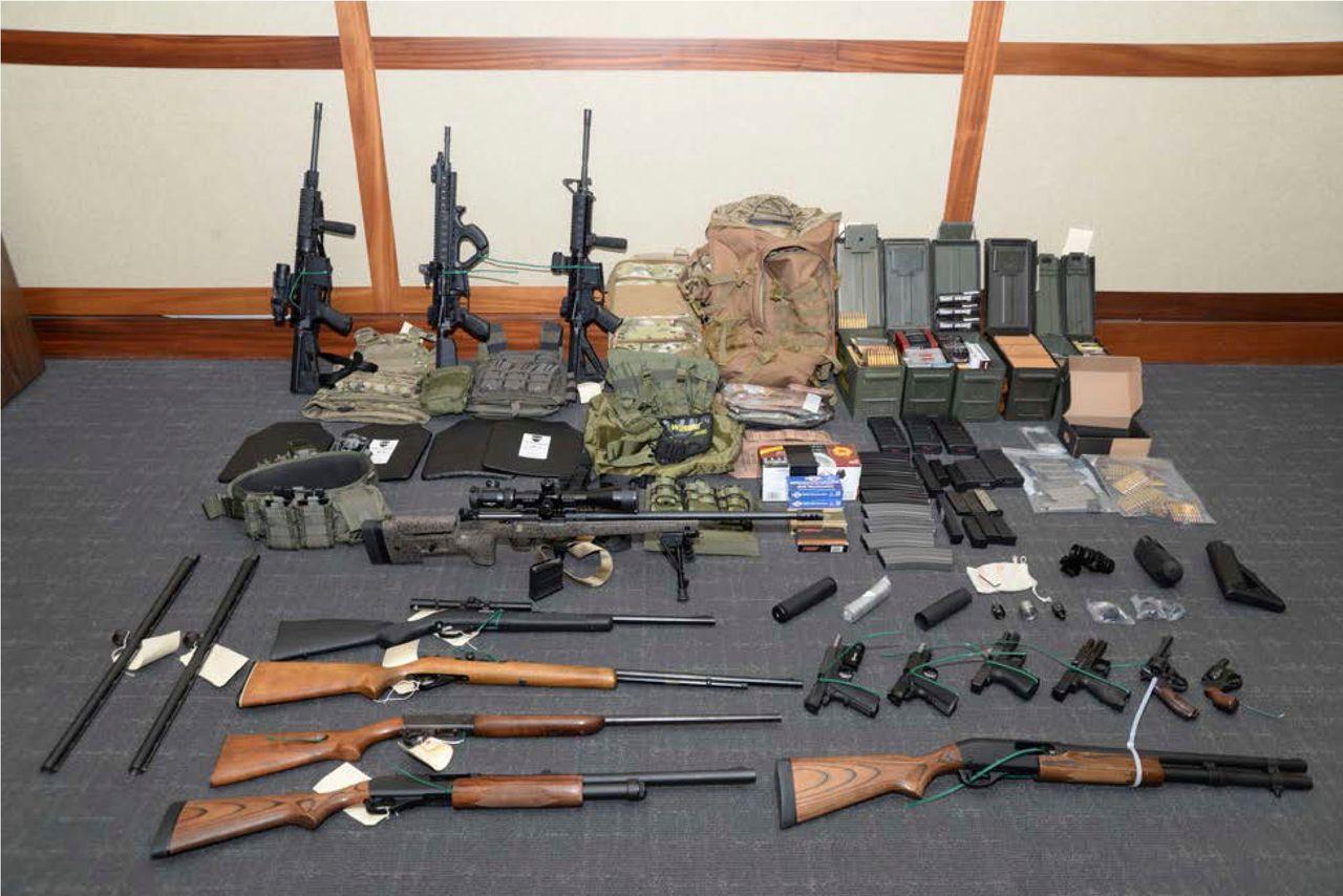 Coast Guard Lieutenant Arrested in Alleged Domestic Terror Plot - WSJ