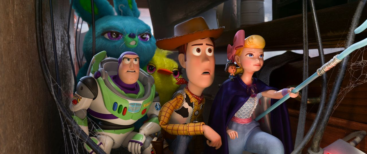 Toy Story Toys Vintage Toy Story 4 Review Once Again With Joy And Deep Feeling Wsj