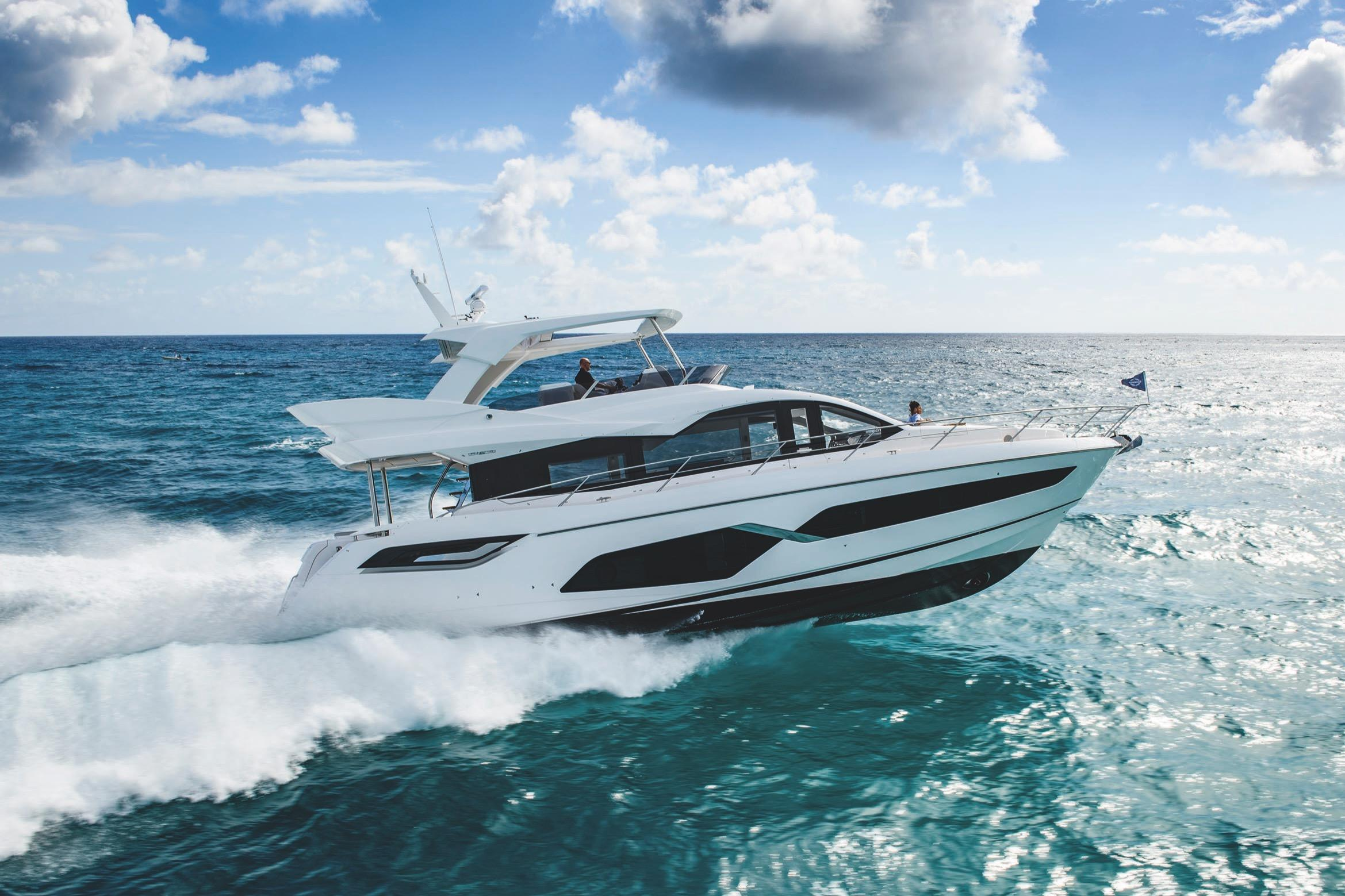 2021 Sunseeker Manhattan 68 Power New And Used Boats For Sale