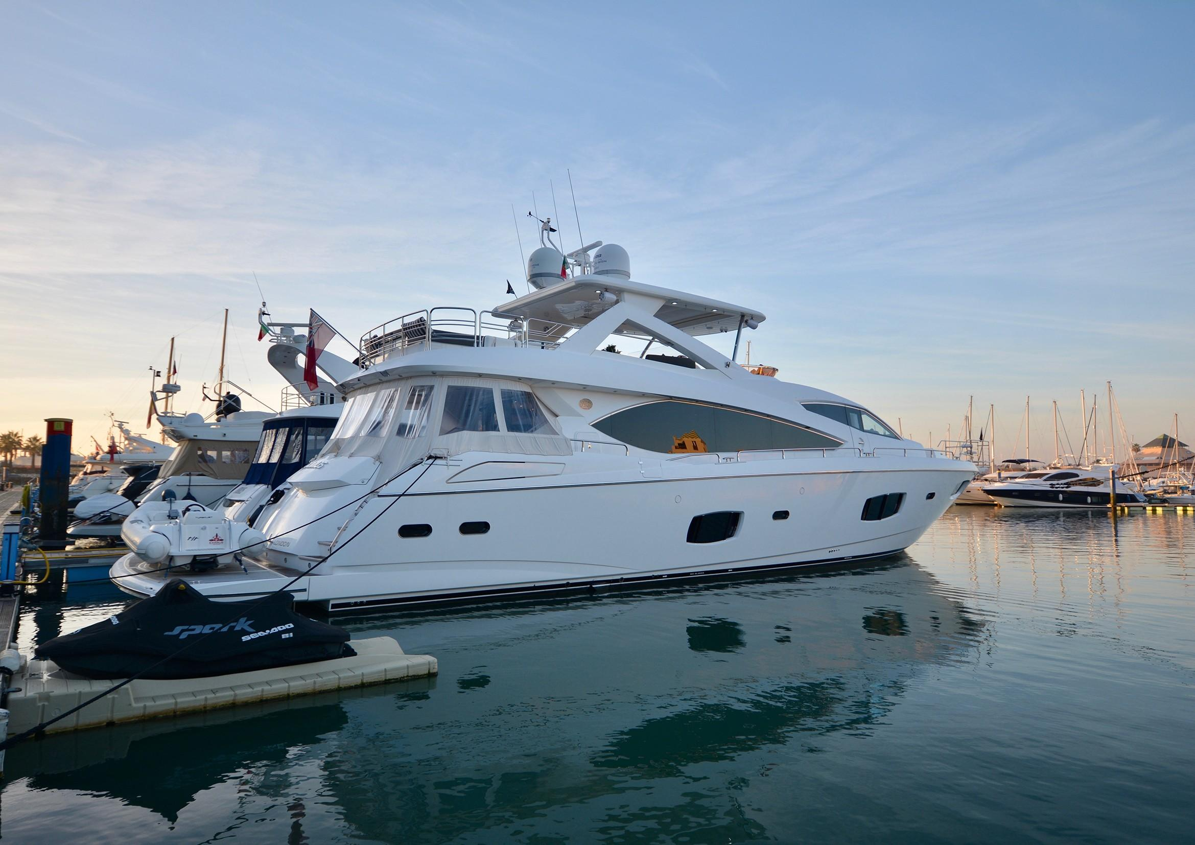 2011 Sunseeker 88 Yacht Power New And Used Boats For Sale