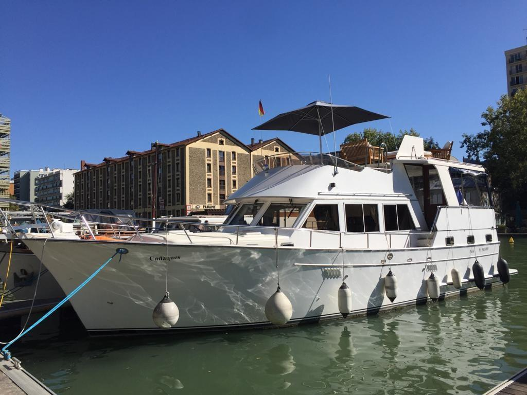 1985 Edership 52 Trawler For Sale Yachtworld