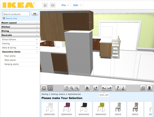 Ikea Home Planer 3d Tool Online Tools For Planning A Space In 3d Young House Love